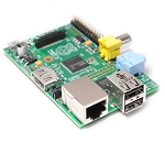Raspberry Pi Board Model B 512MB RAM