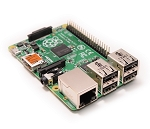 Raspberry Pi Board Model B+ 512MB RAM