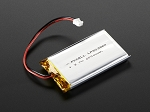3.7v Lithium Ion Polymer Battery 2000 mAh