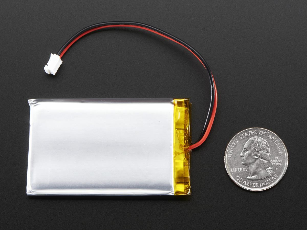 lithium ion polymer battery 2000 mah. Black Bedroom Furniture Sets. Home Design Ideas