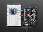 Analog Mini Thumbstick and Adafruit Breakout Board Kit