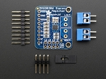 Adafruit Stereo 3.7W Class D Audio Amplifier - MAX98306