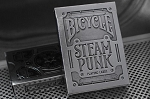 Bicycle Steampunk Playing Cards - Silver