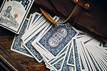 Keeper Playing Card Deck - Blue