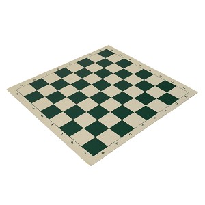 Basic Vinyl Chess Board - Forest