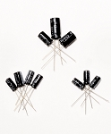 Radial Electrolytic Capacitor 10 Value 150 Piece Set