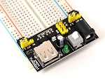 Breadboard Power Supply 3.3V/5V Module