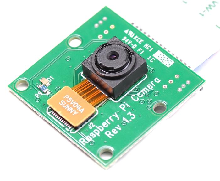Raspberry pi camera module board mp webcam video p