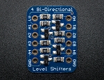 Adafruit 4-Bit I2C Safe Logic Level Shifter