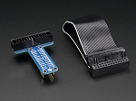 Adafruit Raspberry Pi Assembled T Cobbler Breakout & Ribbon Cable