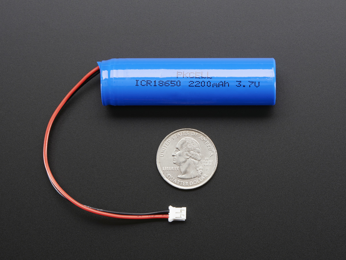 Lithium Ion Polymer 3.7v Cylindrical Rechargeable Battery