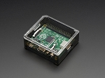 Adafruit Raspberry Pi A+ Case - Smoke/Clear