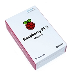Raspberry Pi 3 Board Model B 64-bit - Built in WiFi and Bluetooth