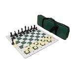 Premier Tournament Chess Set Ivory - Forest