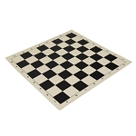 Basic Vinyl Chess Board - Black