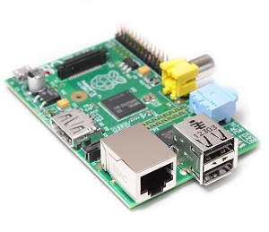 Raspberry Pi Model B Linux Computer With 8GB NOOBS SD Card