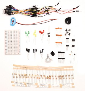 Basic Electronics Project Starter Kit
