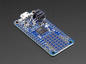 Adafruit Feather 32u4 Dev Board - Basic Proto