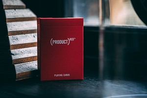 Product-Red Playing Cards